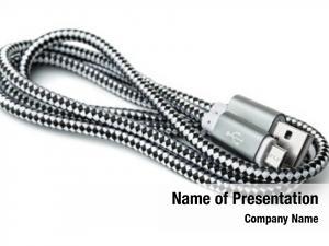 Usb usb micro cable white