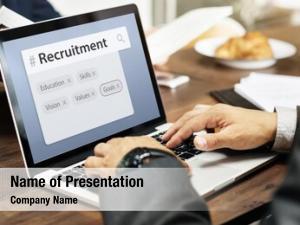 Professional occupation education skills recruitment