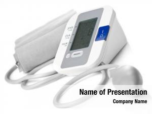 Blood automatic digital pressure monitor