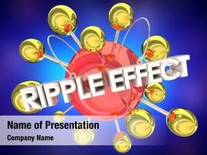 Expand ripple effect extend impact