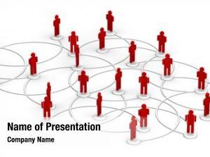 Network people linked