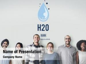 Ecology h2o environment sustainable concept