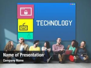 Internet web template technology