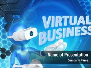 Virtual reality virtual business the original