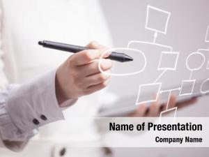 Flowchart powerpoint background