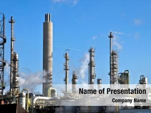 Chemical vessels columns plant