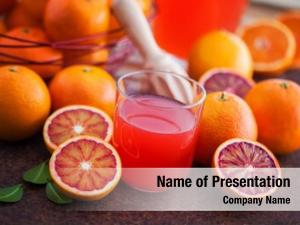 Orange glass fresh juice fresh