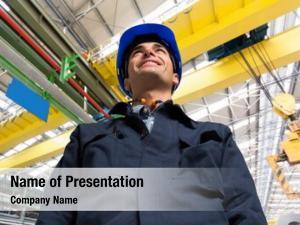 Facility engineer industrial
