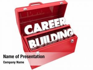 New career building job working