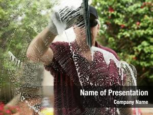 Window friendly professional washer soaps