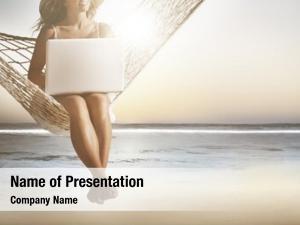 Women business woman internet laptop