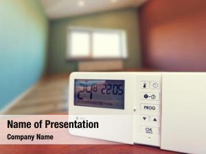 System climate powerpoint theme