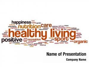 Wordcloud healthy concept conceptual