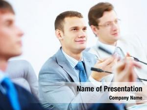 People group business conference hall