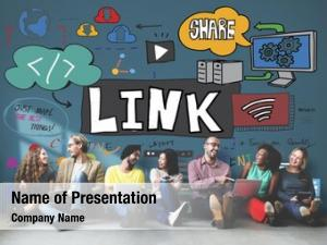 Network link connection technology html
