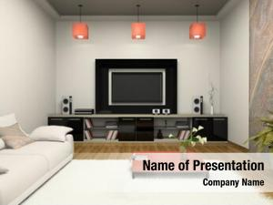 Home modern room theater