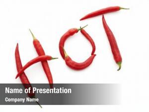 Chili red hot pepper,hot