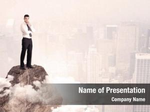 Caucasian business elegant professional