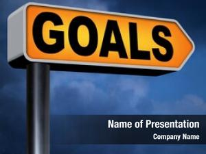 Way goals ambition success guarantee