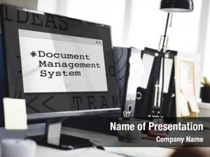 System document management window popup