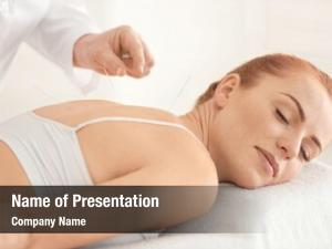 Therapy of female body