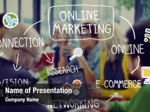 Digital online marketing networking strategy