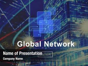 Connection global network social network