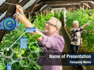 Agriculture organic farming, people concept