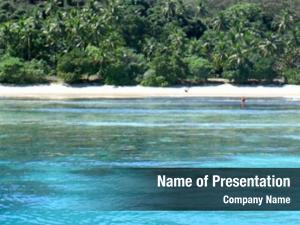 Islands beach beautiful fiji