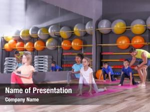500 Physical Education Powerpoint Templates Powerpoint