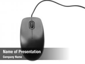 Contemporary mouse modern computer