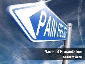 Pain pain relief killer against