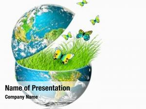 Environment ecological concept cultivation trees