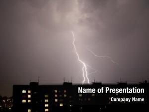 Darkness lightning strike