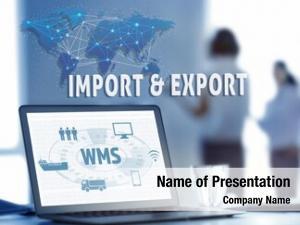 System warehouse management concept