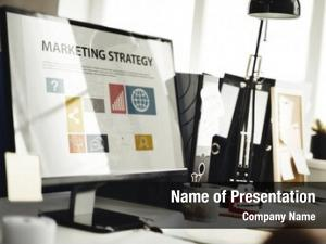 Planning marketing strategy strategy concept