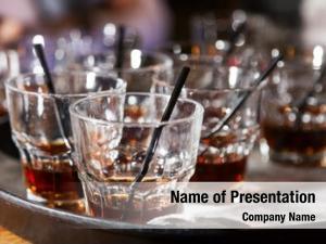 Bar alcohol drink