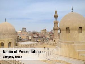 Mosque ibn tulun cairo, egypt
