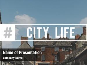 Metropolitan city life culture community