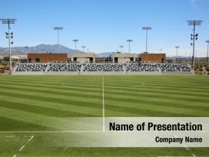 Soccer football field, field, baseball