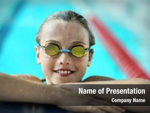 Swimmer child