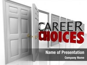 Choices words career coming out