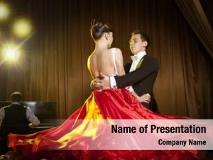 Couple dance beautiful dancing ballroom