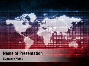 Global access powerpoint template