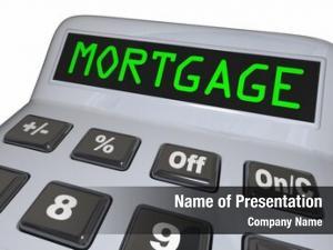 Mortgage calculator figure