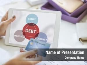 Debt mortgage