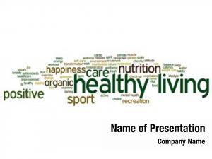 Healthy concept conceptual living