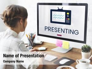Media illustration broadcast entertainment computer