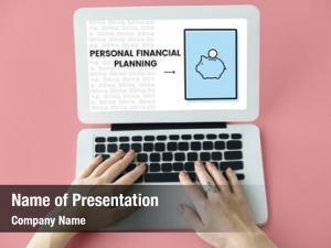 Stationery financial illustration economy