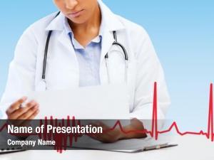 Diagnosis healthcare, medical technology concept